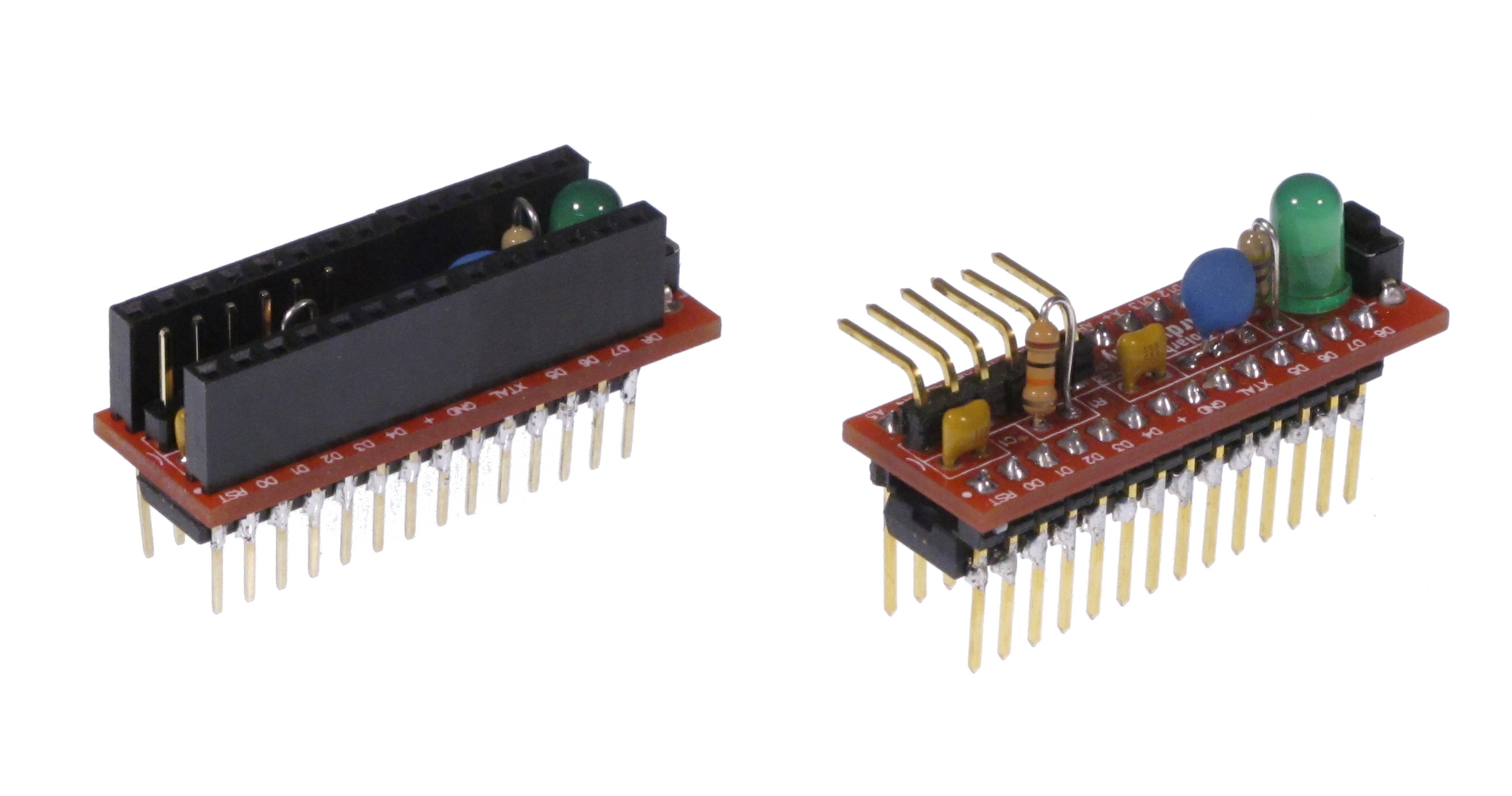 The Ardweeny: the little friend of the Arduino (and how to beef it up)