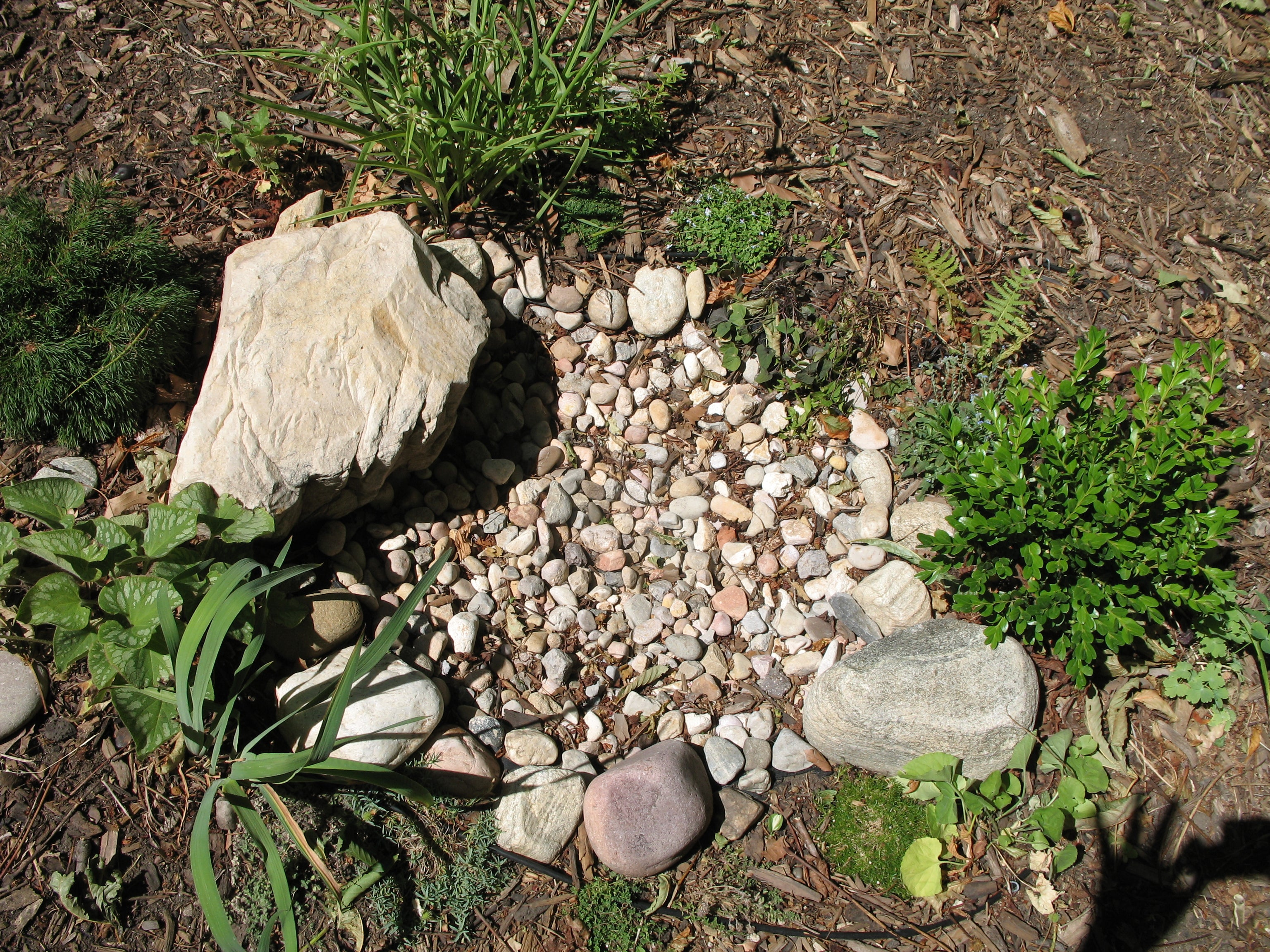 How To Make A Dry Pond 8 Steps Instructables