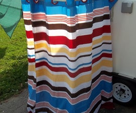 Instant Side Tent, Changing Tent, Shower Tent, Privacy Tent, Potty Tent