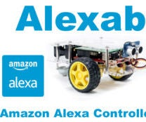 Alexabot: Amazon Alexa Controlled Robot With the Raspberry Pi