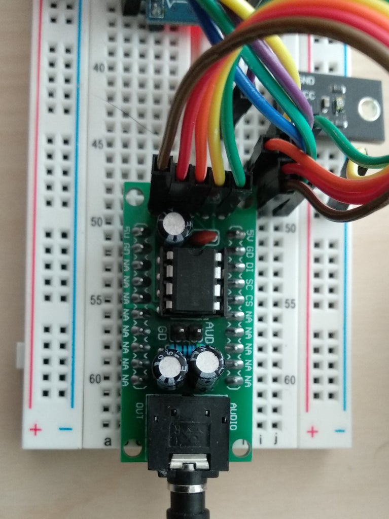 A Talking UV-index Measuring Device, Using the VEML6075 Sensor and the Little Buddy Talker
