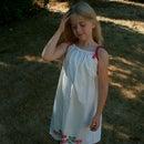 Pillow case dress/top from Valerie