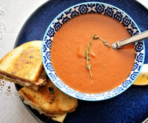 低凝集素番茄汤配方