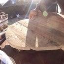 Scrap Wood Heart
