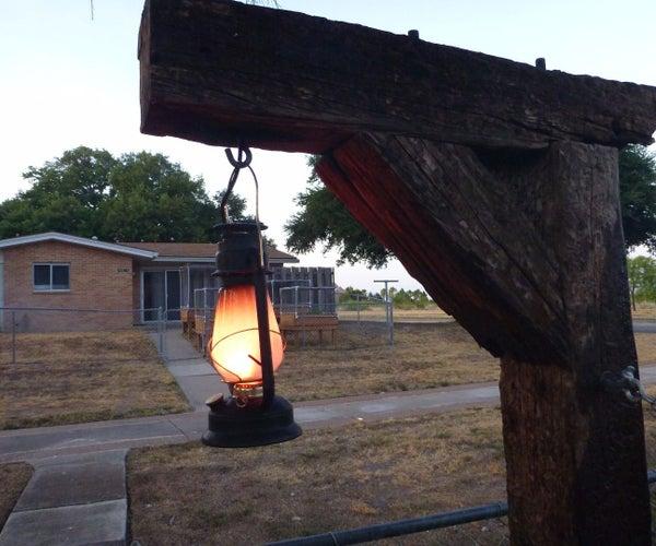 Flickering Lantern