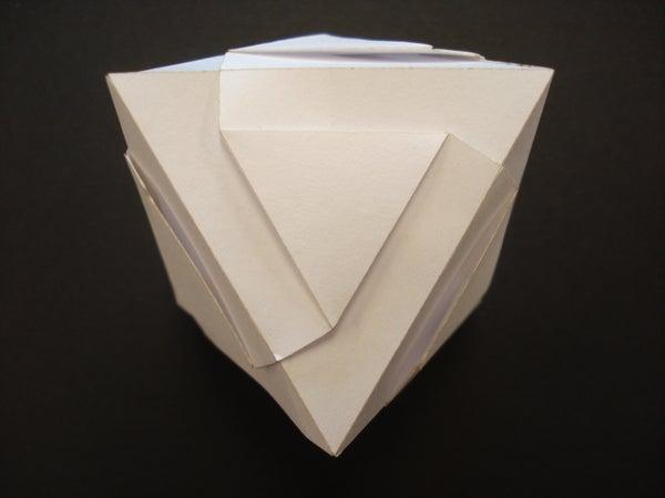 Creating a Twist Octahedron