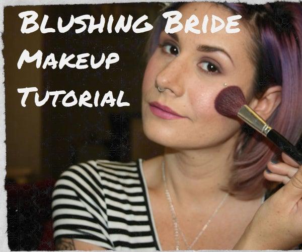 Blushing Bride Makeup (Naked 3 Palette Tutorial)