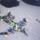 My Model jets F-14 tomacat/ F-117a nighthawk/ A-10 warthog