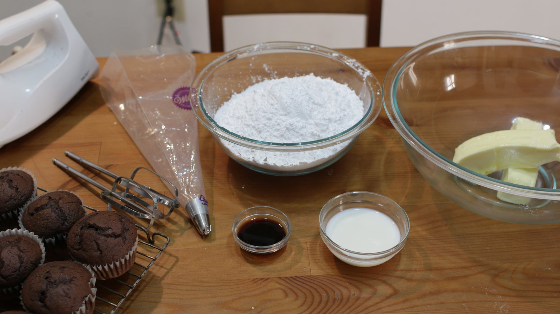 Ingredients/Tools