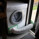 DIY dryer vent