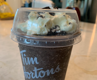 Copycat Tim Hortons OREO Iced Capp ( a Storm of Flavor)
