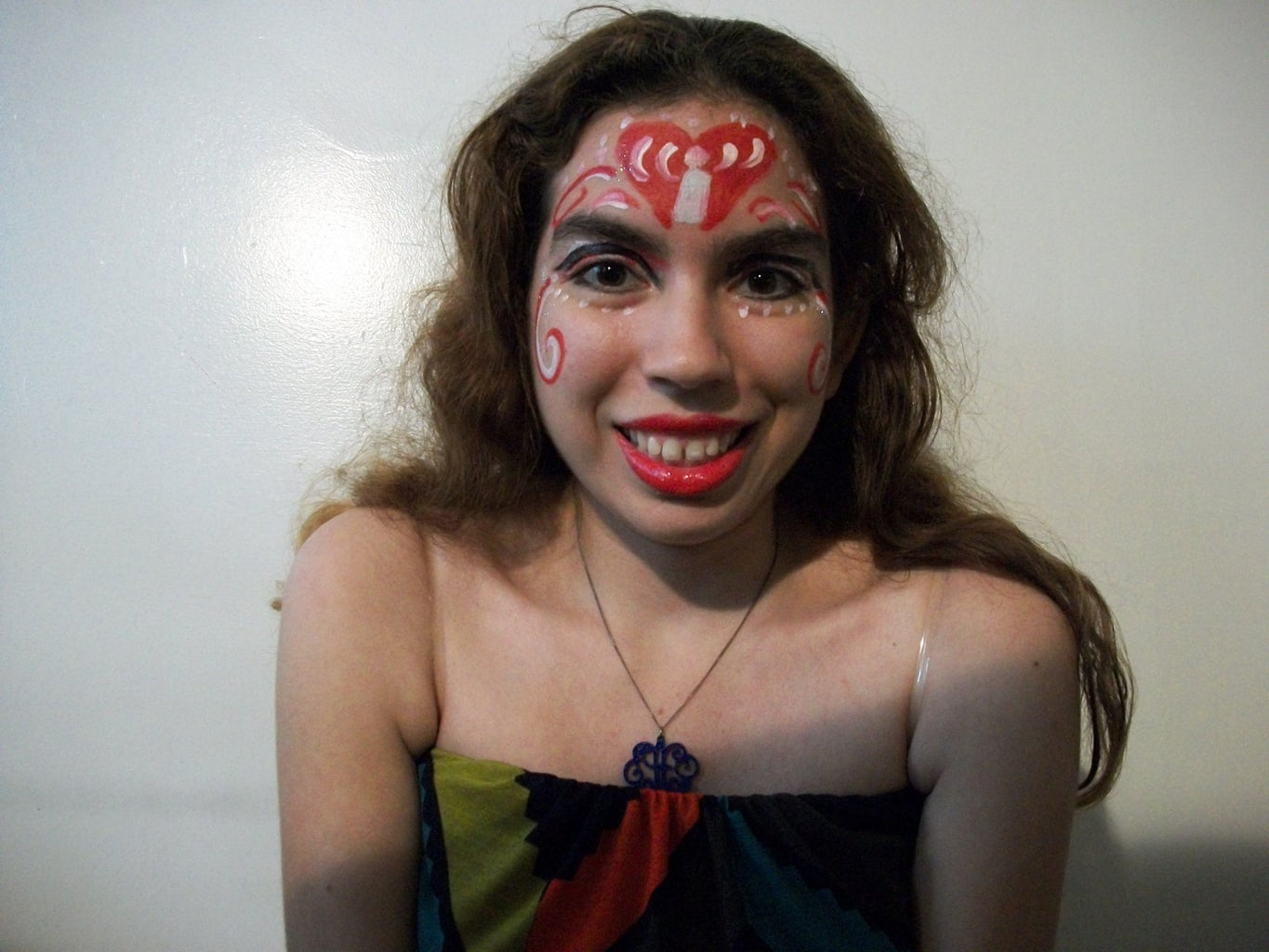 IHeartRadio Music Festival Face Painting