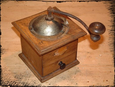 The Old Coffee Mill