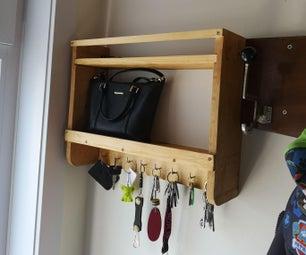 Hallway Key Hanger
