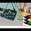 Arduino Traffic Light Simulator & Sequential LED Control
