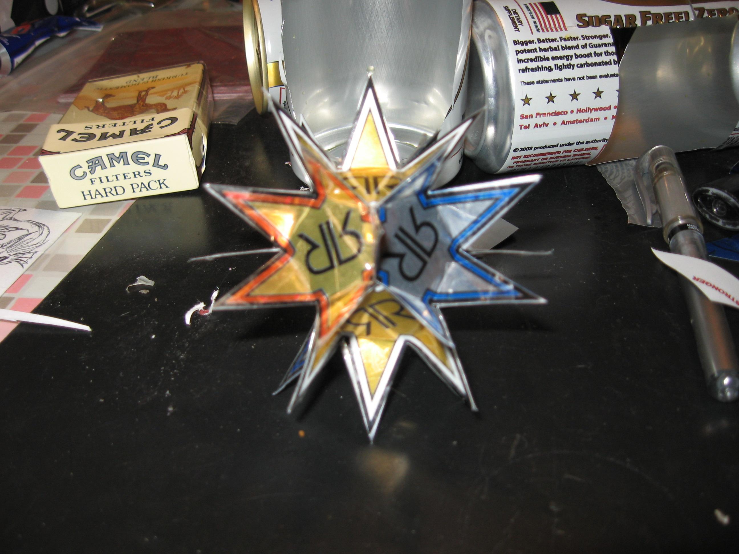 Energy Drink Ornament
