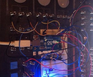 Super Simple 10-step Arduino Sequencer