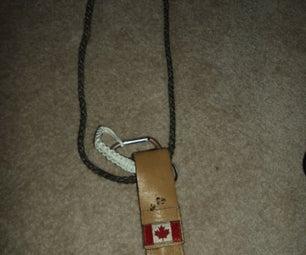 Paracord Bosun's Belt