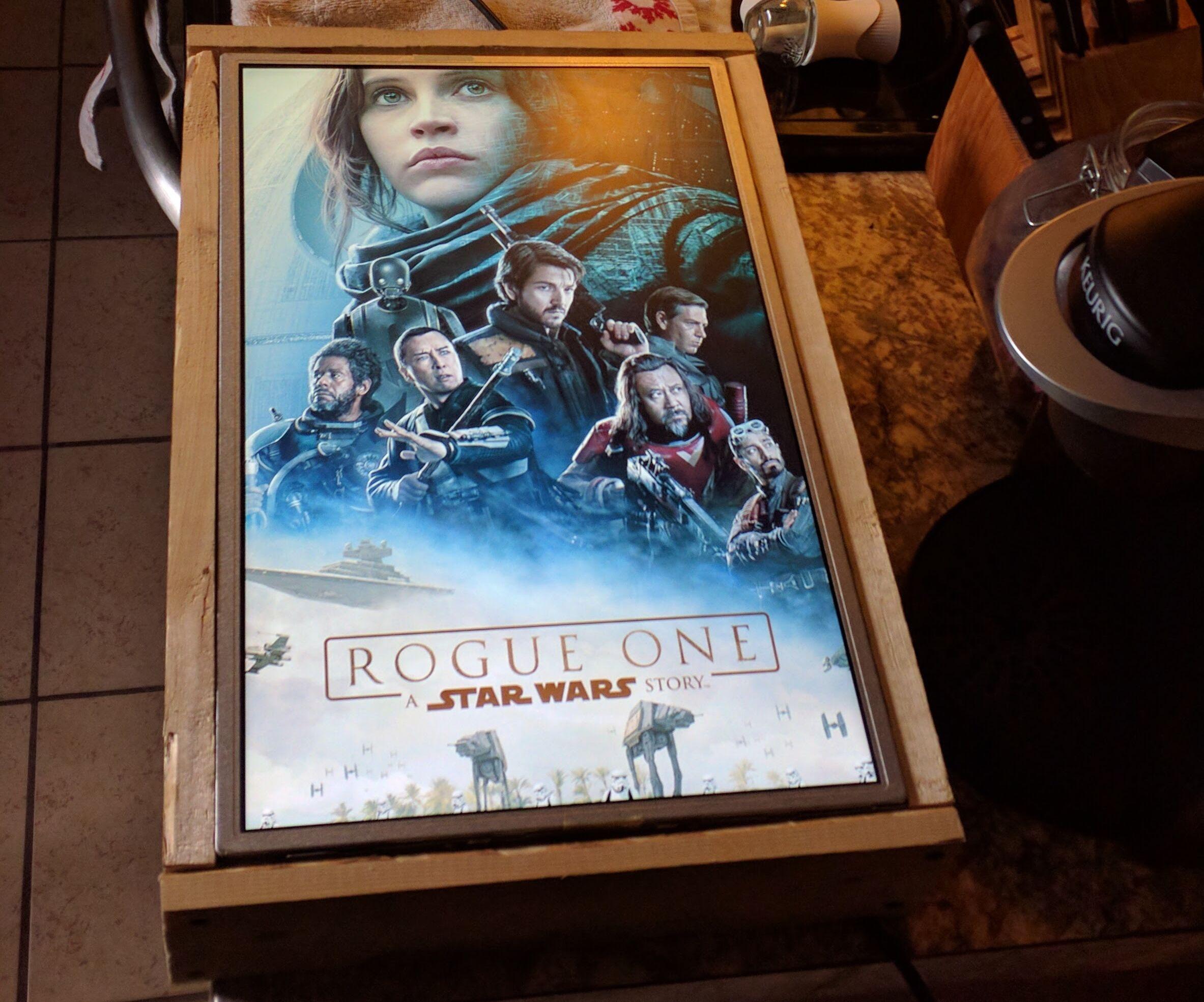 Raspberry Pi Movie Poster