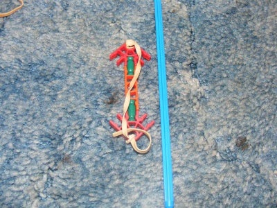 How to Make a Knex Bow and Arrow