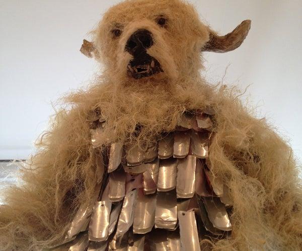 Minotaur Costume-Narnia Style