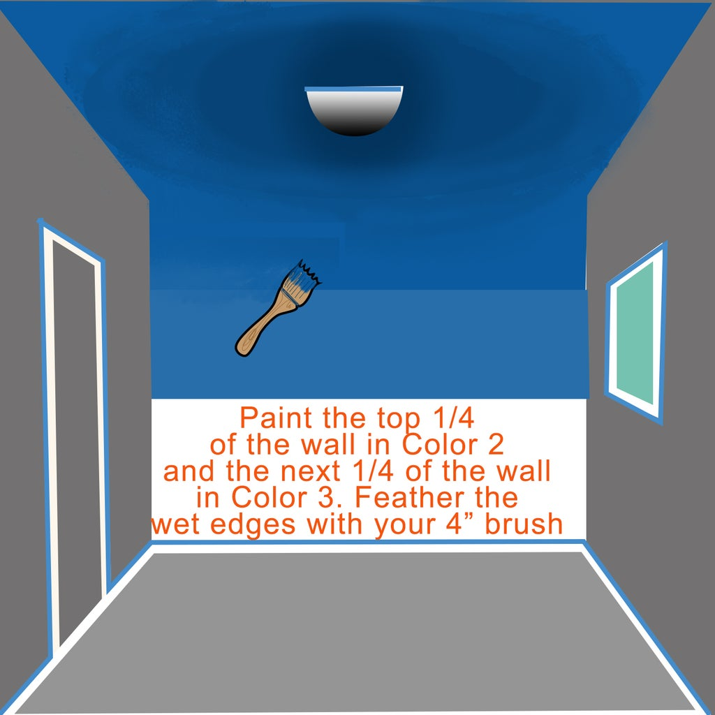 3) Paint Your Wall(s)