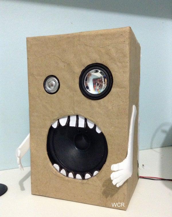 Speaker Monster