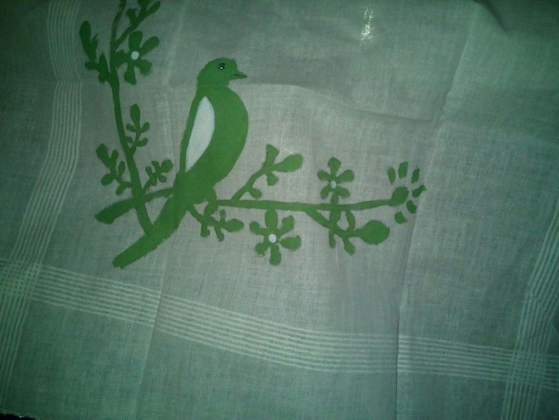 Textile Design on Cloth
