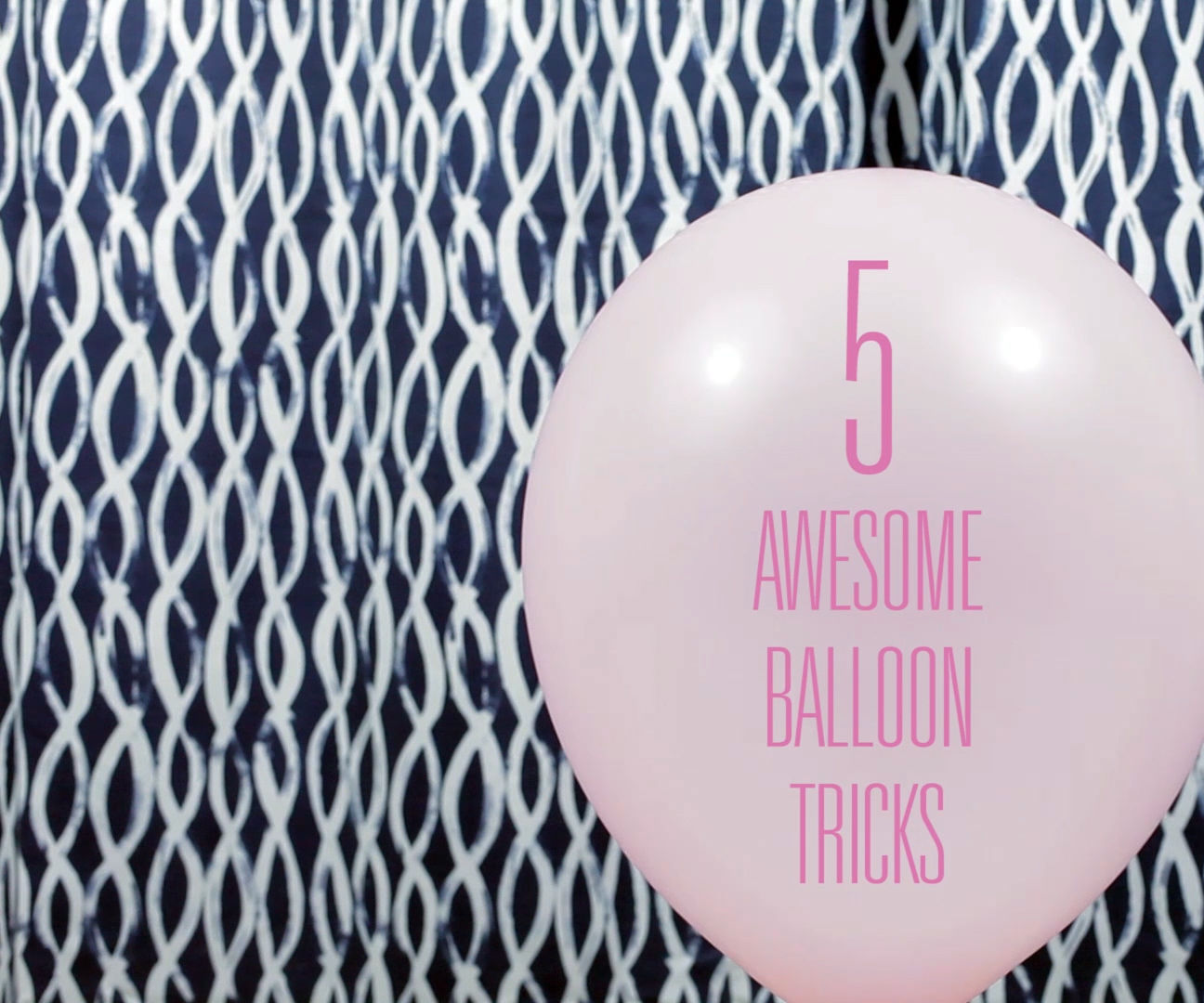 5 Awesome Balloon Experiments