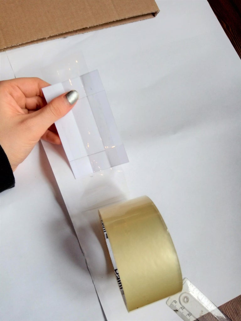 Fold and Tape