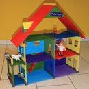 Doll House for Pippi Longstocking (Langstrumpf)