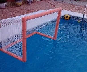 Portería Flotante. Floating Goal Line.