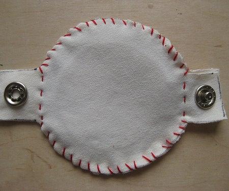 Conductive Fabric Pressure Sensor