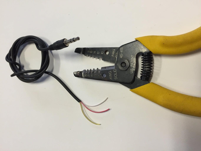 Prepare Your Wires