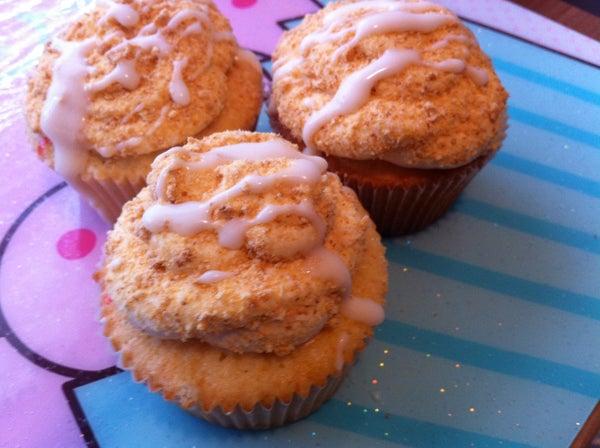 Cherry Pie Cupcakes!