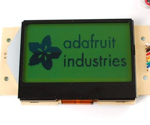 ST7565 LCDs: Graphical LCDs!