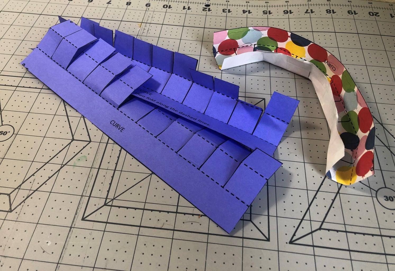 DIY Curved Segments