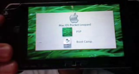How to Run Mac on Your Psp