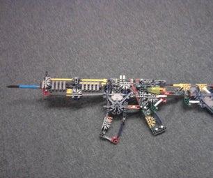 K'nex Hk416/ M4a1