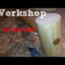 How to make a wood mallet