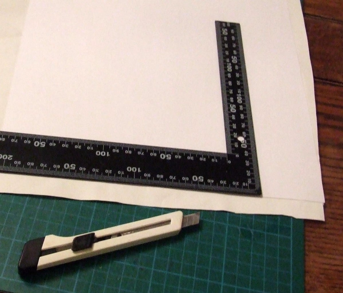 Trim Fabric and Card
