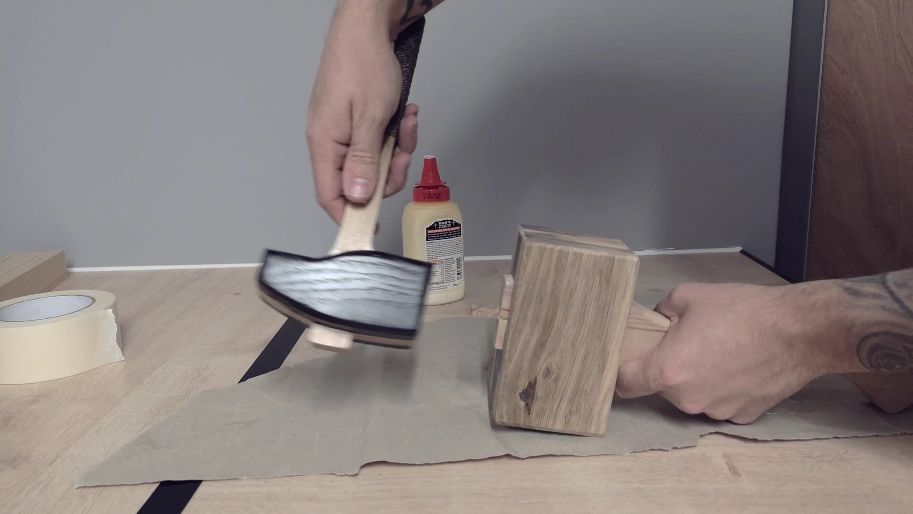 Fitting the Handle to the Head