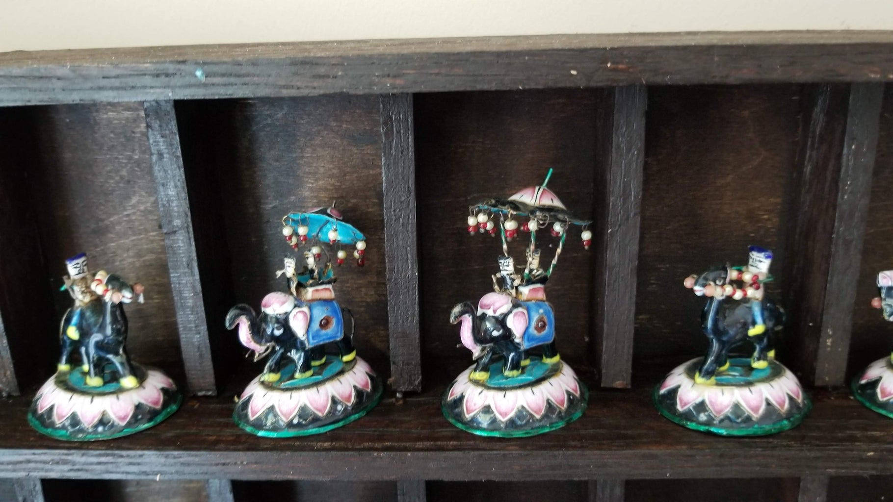 Displaying the Chess Pieces