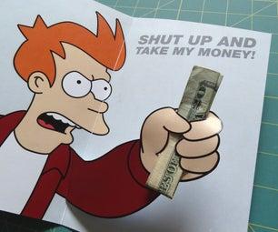 Futurama Meme Gift Card