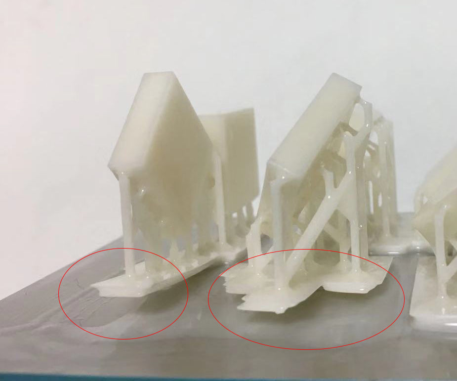 How to Solve Rafts Warping From the Build Plate?