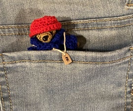 Pocket Paddington Bear