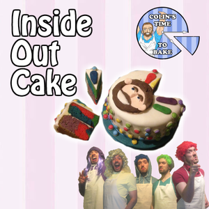 Inside Out Birthday Cake- How to Make