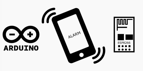 Сигналізація Для Дверей На Базі Arduino UNO І ESP8266