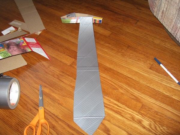 Duct Tape Tie