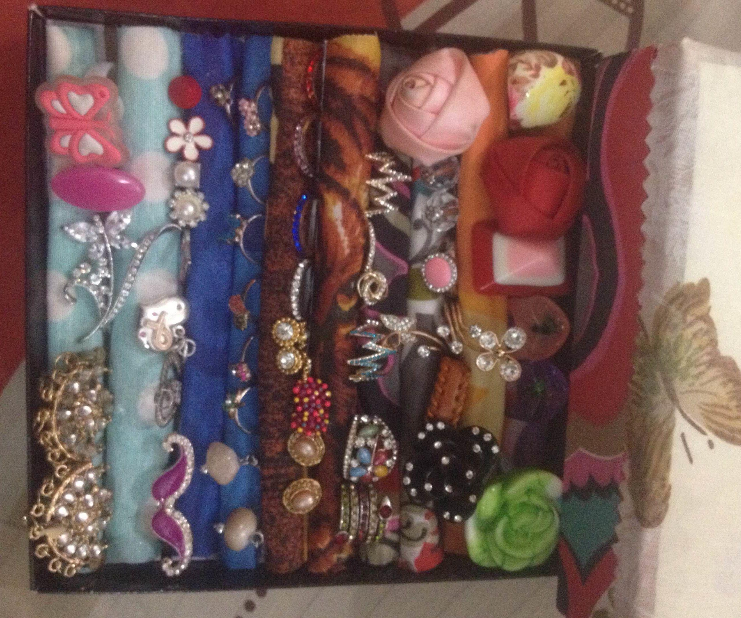 Organiser: Jewelry Box
